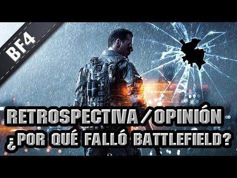 ¿Por qué nos falló Battlefield 4?