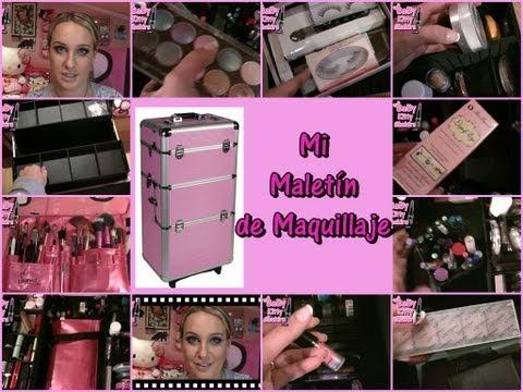 Mi maletín de Maquillaje - Trolley rosa