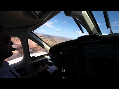Altitude Aviation King Air B200 Fly in Fly Out Mining Transfers