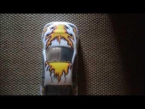 Mini Caster Drift 4x4 (car RC Auta RC)