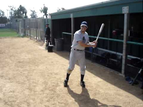 Josh Womack's crazy bat skills at Long Beach Armada 2009 Training Camp