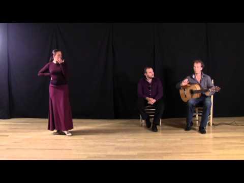 Solea por Buleria: Explicación guitarra de la primera letra