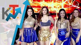 Barbie Imperial, hindi nagpahuli kina Jackie, Stephen at Sanrio sa dance floor!
