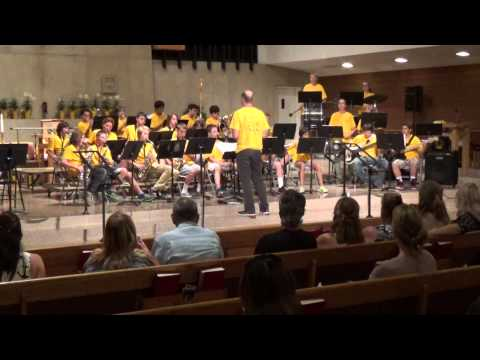 Mango Key - Laurel Hall School  Band 2014