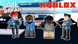 TRAFİK POLİSİ OLURSAK NE OLUR !! / Roblox Jailbreak / Roblox Roleplay Türkçe