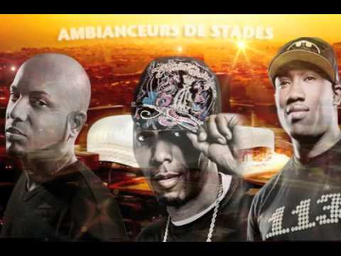 MARVIN ft MATT HOUSTON & MOKOBE - MAAmbianceurs De Stades