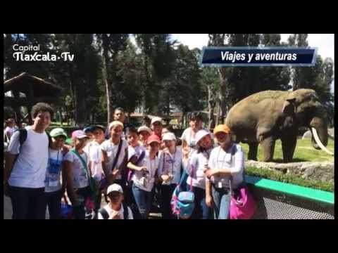 Capital Tlaxcala TV – Curso de Verano 2014 DIF Municipal Tlaxcala