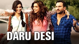 Daru Desi (Full Video Song) | Cocktail | BollyWoo.ooo | Saif Ali Khan, Deepika Padukone, Diana Penty