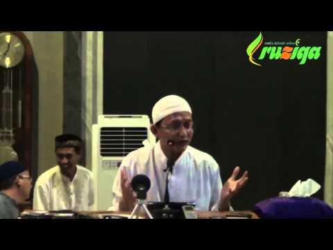 Ust. Abu Yahya B - Ladang Ujian Yg Bernama Kehidupan Bag. I