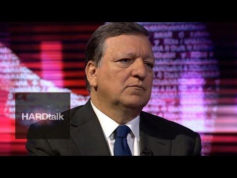 Jose Manuel Barroso: Euro will survive 'Grexit' BBC HARDtalk