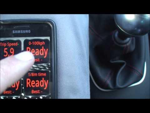 Giulietta 1.6 MJTD-2 105 cv + ELM 327 + OBD-2 Torque Android su Galaxy S2