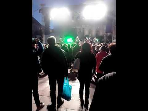 Kormorán koncert eleje Pécs 2019-10-08