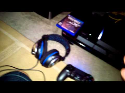 Turtle Beach PX4 Headset Setup! (PS4)