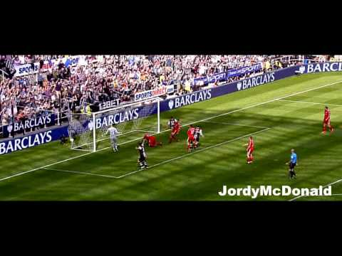 Papiss Demba Cissé | Goals 2012 HD | Newcastle No.9