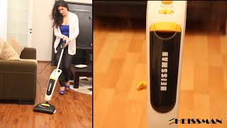 Heissman 2 in 1 Steam and Sweeper
