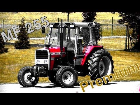 .:Massey Ferguson 255 Premium:.   MF255   Przerobiona kabina. wspomaganie kierownicy. radio