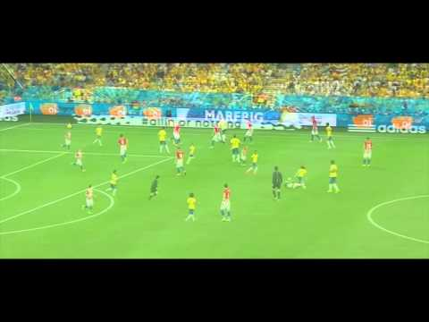 Ivan Rakitic vs Brazil | Brazil World Cup 2014 | HD | Playmaker of Croatia