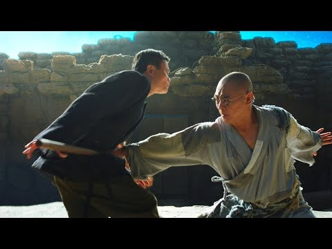 Jet Li's New Taiji Film GSD Gong Shou Dao Full Version 功守道電影完整版