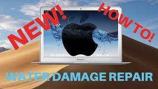 Macbook Water Damage Repair