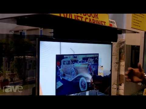 CEDIA 2013: Global Outdoor Concepts Shows MirageVision Outdoor HDTVs