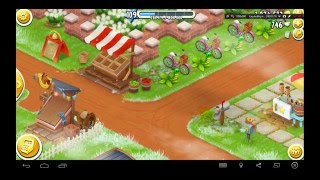 HAY DAY SATILIK LEVEL 109 SELL