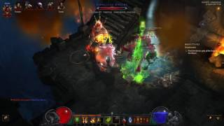 Diablo 3 RoS Act 3 Quest 10 Demon Gate at the Edge of the Abyss