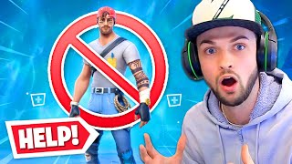 Epic RUINED my Fortnite account... (RIP)