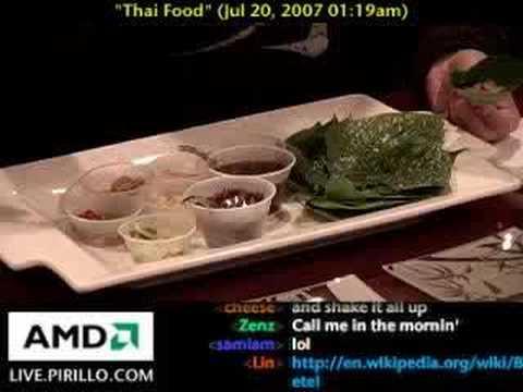 วิธีการทำอาหารไทย