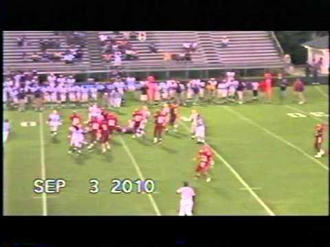 Austin Roberts Senior Highlights Part 1