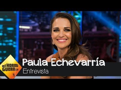 Paula Echevarría habla sobre su situación personal - El Hormiguero 3.0