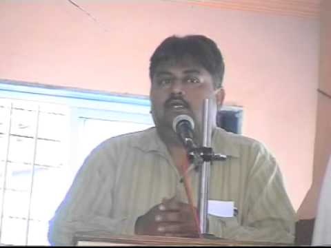 Welcome Speech By Rajesh Agarwal On Annual Day 2008