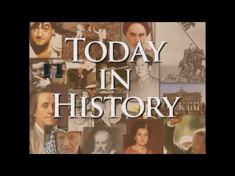 Today in History for July 15th