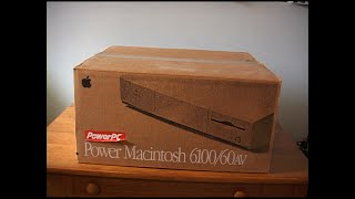 The Power Macintosh 6100