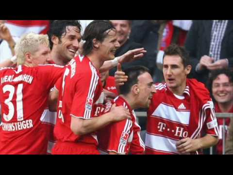 Fc Bayern Torhymne video