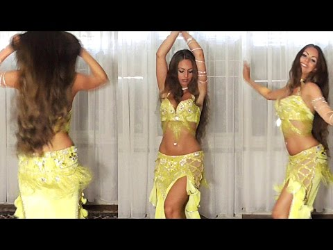 *Isabella Belly Dance Tabla Solo & Belly Dance Drum Solo* HD