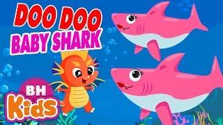 Baby Shark Doo Doo ♫ Bài Hát Tiếng Anh Cho Trẻ Em ♫ Nhạc Thiếu Nhi Vui Nhộn