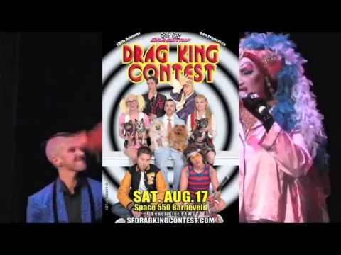 Sfdk18 Teaser - Sf Drag King Contest video