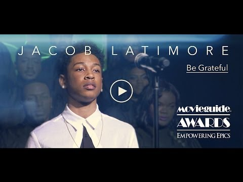Jacob Latimore Performs Be Grateful video