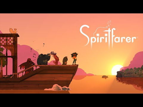 Spiritfarer Announcement Trailer [ESRB - RP]