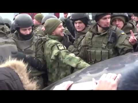 Битва за Саакашвили в Киеве