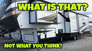 Really different Fifth Wheel Floorplan! Big Horn 3925