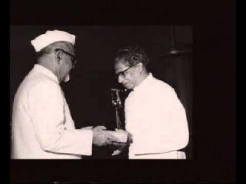The beginning of Sahitya Akademi with Pt  Jawahar Lal Nehru and Dr  S  Radhakrishnan