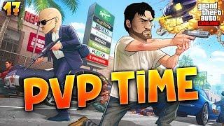 Fanta et Bob dans GTA V - Ep. 17 : PVP TIME