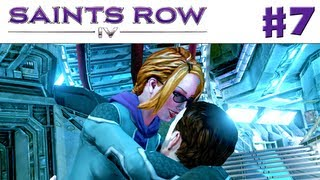 Saints Row IV - Gameplay Walkthrough Part 7 - Romancing Kinzie (PC, Xbox 360, PS3)