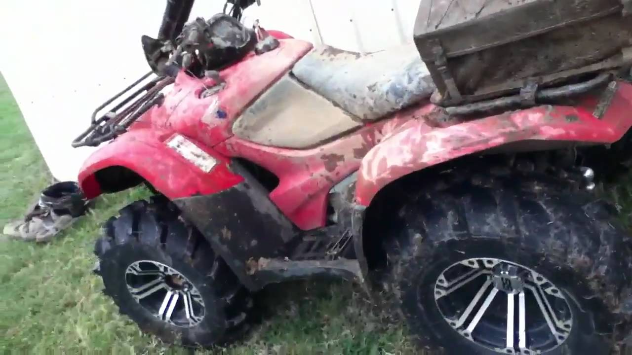 Honda Rancher 420 4x4 28 Quot 589s Snorkeled And Lifted