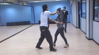Salsa Move 'Fun' ~Handwork~