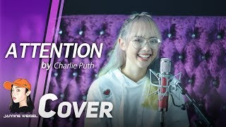 Download Lagu Attention - Charlie Puth cover by Jannine Weigel Gratis STAFABAND