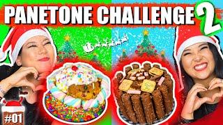 PANETONE CHALLENGE 2 #EspecialNatal | Blog das irmãs