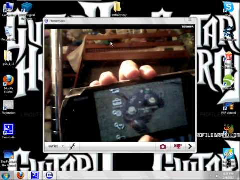 How To Hack PSP 3000 6.60