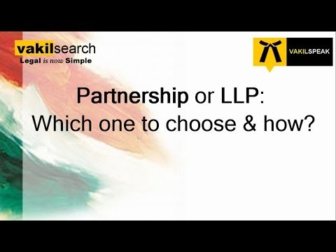 Why an LLP is better than a Partnership?